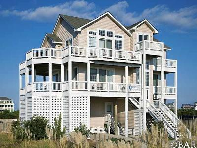 Rodanthe Single Family Home For Sale: 22066 Sixteenth Of August Stree