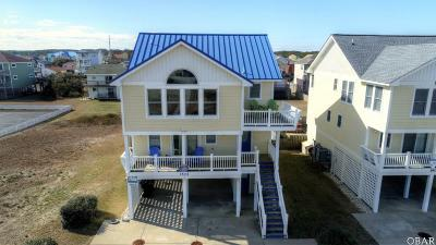 Kill Devil Hills Single Family Home For Sale: 1502 S Virginia Dare Trail