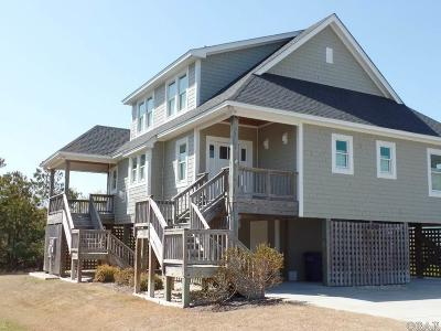 Nags Head Single Family Home For Sale: 420 W Barracuda Drive