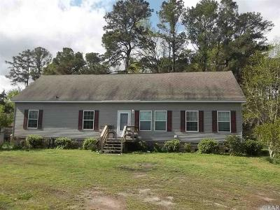 Grandy Single Family Home For Sale: 156 Coinjock Canal Road