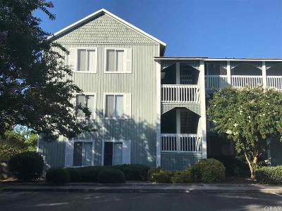 Dare County Condo/Townhouse For Sale: 117 Old Nc 345