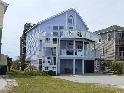 Nags Head Single Family Home For Sale: 8008 Old Oregon Inlet Road