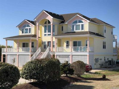 Currituck County Single Family Home For Sale: 512 Breakers Arch