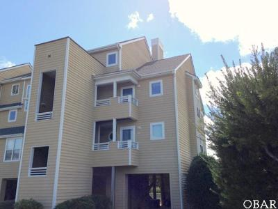 Manteo Condo/Townhouse For Sale: 212 Pirates Way