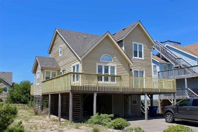 Nags Head Single Family Home For Sale: 4126 W Drifting Sands Court