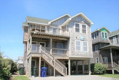 Nags Head Single Family Home For Sale: 3330 S Virginia Dare Trail