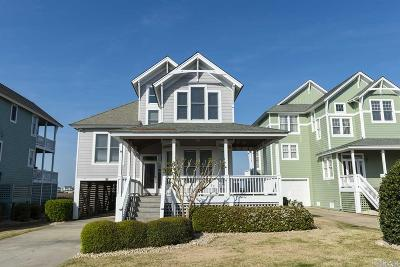Manteo Single Family Home For Sale: 97 Ballast Point Drive