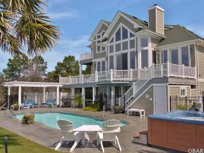 Kill Devil Hills Single Family Home For Sale: 124 Prince Charles Court