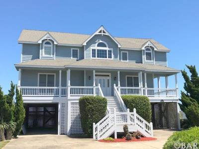 Dare County Single Family Home For Sale: 45 Ballast Point Drive