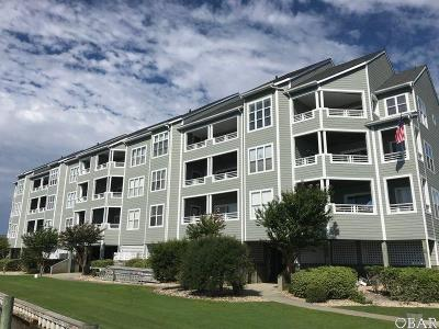 Manteo Condo/Townhouse For Sale: 822 Pirates Way
