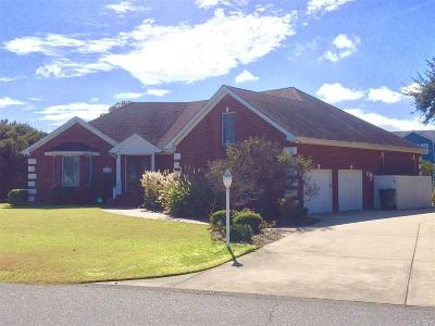 Nags Head Single Family Home For Sale: 2602 S Anchor Lane