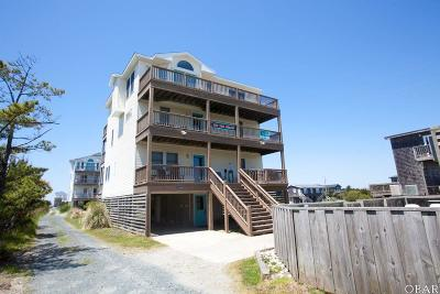 Rodanthe Single Family Home For Sale: 23296 Nc Highway 12