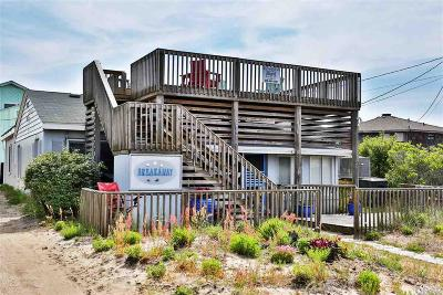 Nags Head Single Family Home For Sale: 4707 S Virginia Dare Trail