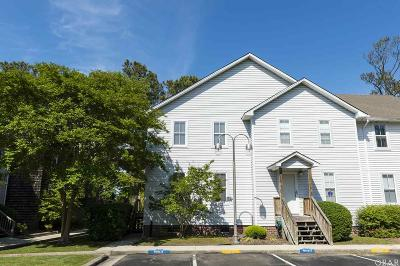 Manteo Condo/Townhouse For Sale: 18 Croatan Court