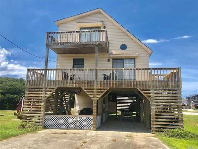 Nags Head Single Family Home For Sale: 208 E Ario Street