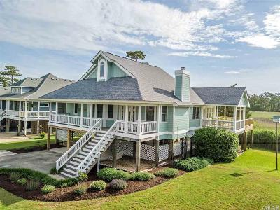 Kill Devil Hills Single Family Home For Sale: 189 Watersedge Drive
