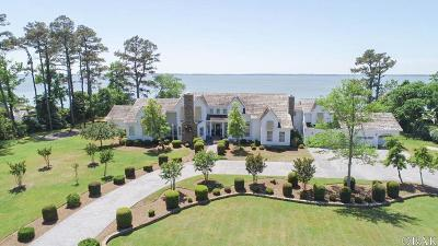 Kitty Hawk Single Family Home For Sale: 5020 Martins Point Road