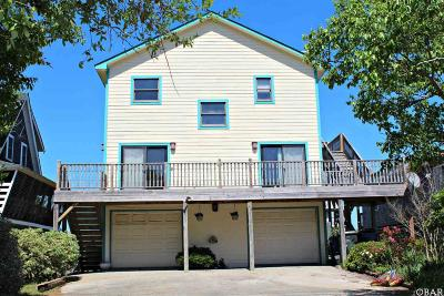 Nags Head Single Family Home For Sale: 3203 S Memorial Avenue