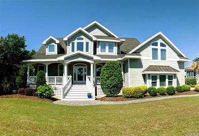 Kitty Hawk Single Family Home For Sale: 7048 Currituck Road