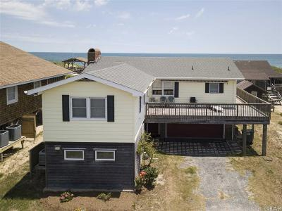 Nags Head Single Family Home For Sale: 2809 S Virginia Dare Trail