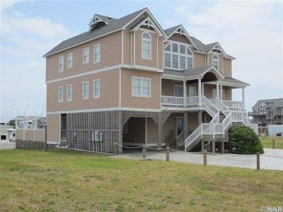 Hatteras Single Family Home For Sale: 58157 Hatteras Harbor Court