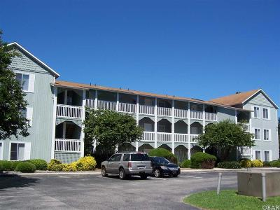 Manteo Condo/Townhouse For Sale: 117 Old Nc 345