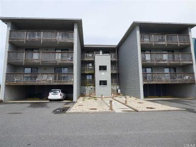 Nags Head Condo/Townhouse For Sale: 8119 S Old Oregon Inlet Road