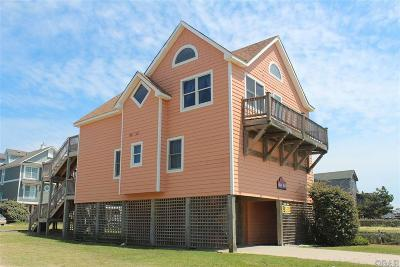 Nags Head Single Family Home For Sale: 2401 S Virginia Dare Trail