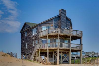 Single Family Home For Sale: 9223 S Old Oregon Inlet Road