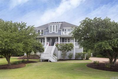 Corolla NC Single Family Home For Sale: $799,000