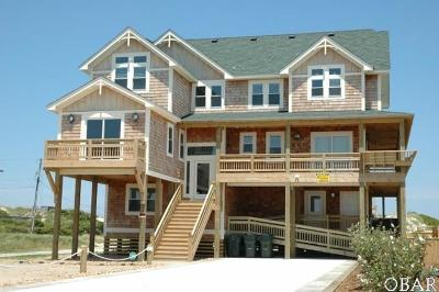 Nags Head Single Family Home For Sale: 10435 Old Oregon Inlet Road