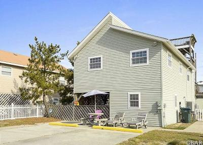 Nags Head Single Family Home For Sale: 109d W Danube Street