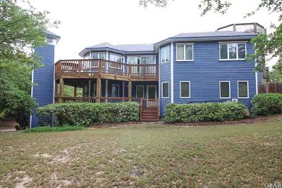 Southern Shores Single Family Home For Sale: 185 Happy Indian Lane