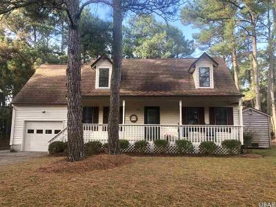 Single Family Home For Sale: 917 Cedar Drive