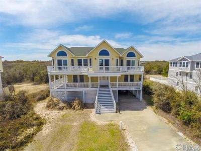 Southern Shores Single Family Home For Sale: 53 Ocean Boulevard