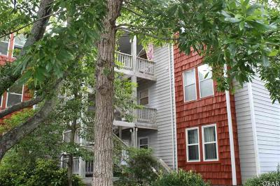 Kill Devil Hills Condo/Townhouse For Sale: 700 Skip Jack Lane