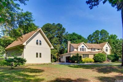 Southern Shores Single Family Home For Sale: 8 Sweetgum Lane