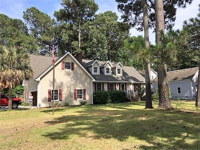 Kitty Hawk Single Family Home For Sale: 1057 Martins Point Road