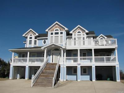 Corolla NC Single Family Home For Sale: $1,099,000