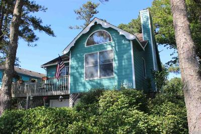 Kill Devil Hills Single Family Home For Sale: 1729 Bay Drive