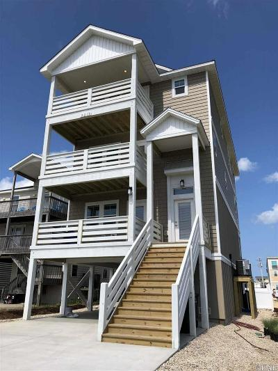 Nags Head Single Family Home For Sale: 7217 S Croatan Highway