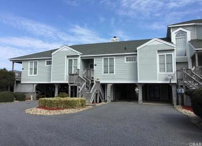 Manteo Condo/Townhouse For Sale: 502 Sextant Court