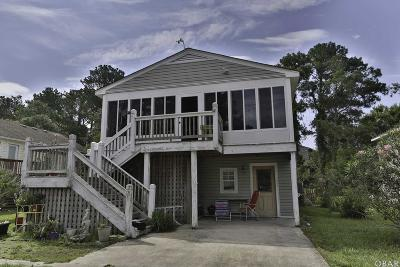 Kill Devil Hills Single Family Home For Sale: 909 Indian Drive