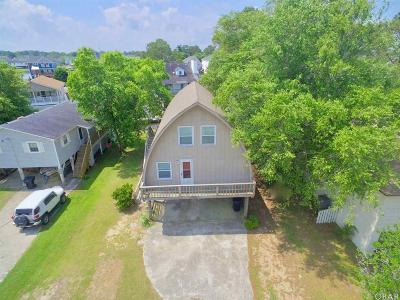 Kill Devil Hills Single Family Home For Sale: 423 Colington Drive