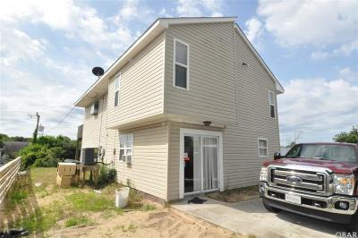 Kill Devil Hills Single Family Home For Sale: 606 W Third Street