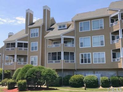Dare County Condo/Townhouse For Sale: 612 Pirates Way