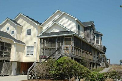 Nags Head Single Family Home For Sale: 5319 S Virginia Dare Trail
