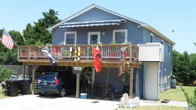 Kill Devil Hills Single Family Home For Sale: 500 W First Street