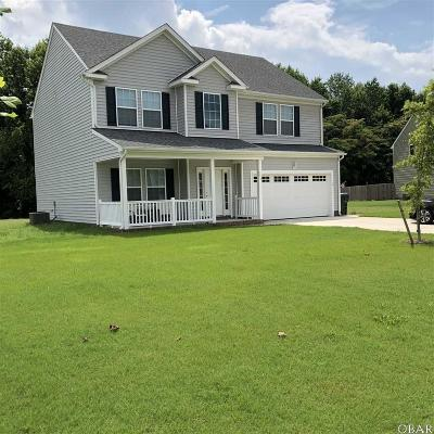 Moyock NC Single Family Home For Sale: $337,900