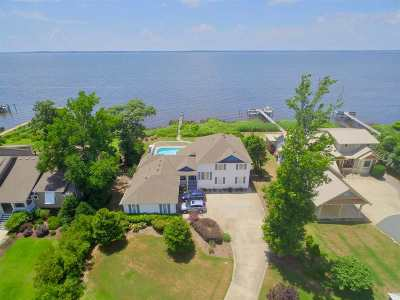 Kitty Hawk Single Family Home For Sale: 4060 Martins Point Road